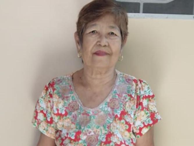 Ma. Rosario, 73yo