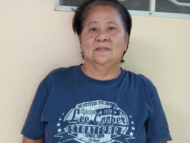Delia, 68yo