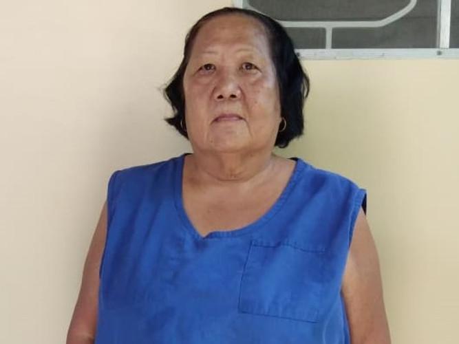 Zenaida, 65yo