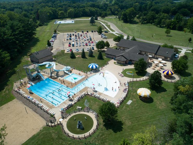 Big Creek Pool