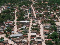 Pignon, Haiti Aerial