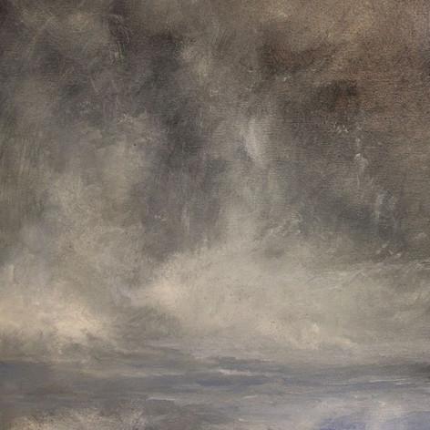New Work!__Imagining White Waters_ 16x20