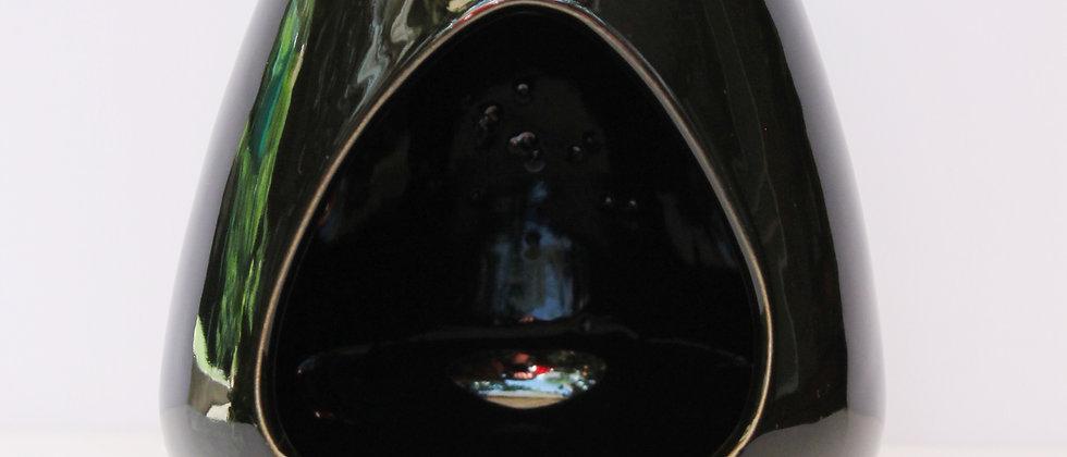 Charcoal gloss modern burner