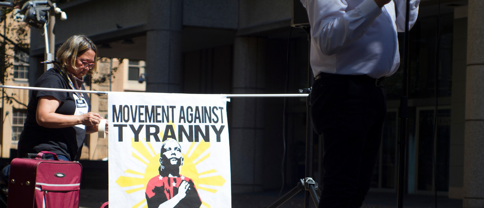 Movement Against Tyranny