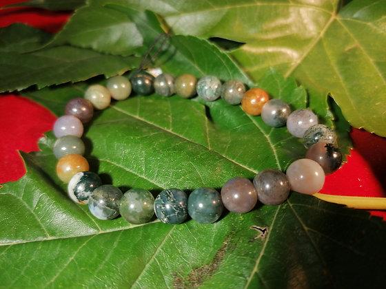 Bracelet Agate d Inde