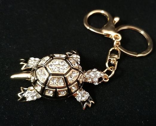 Porte clés Bijoux de sac fantaisie  tortue