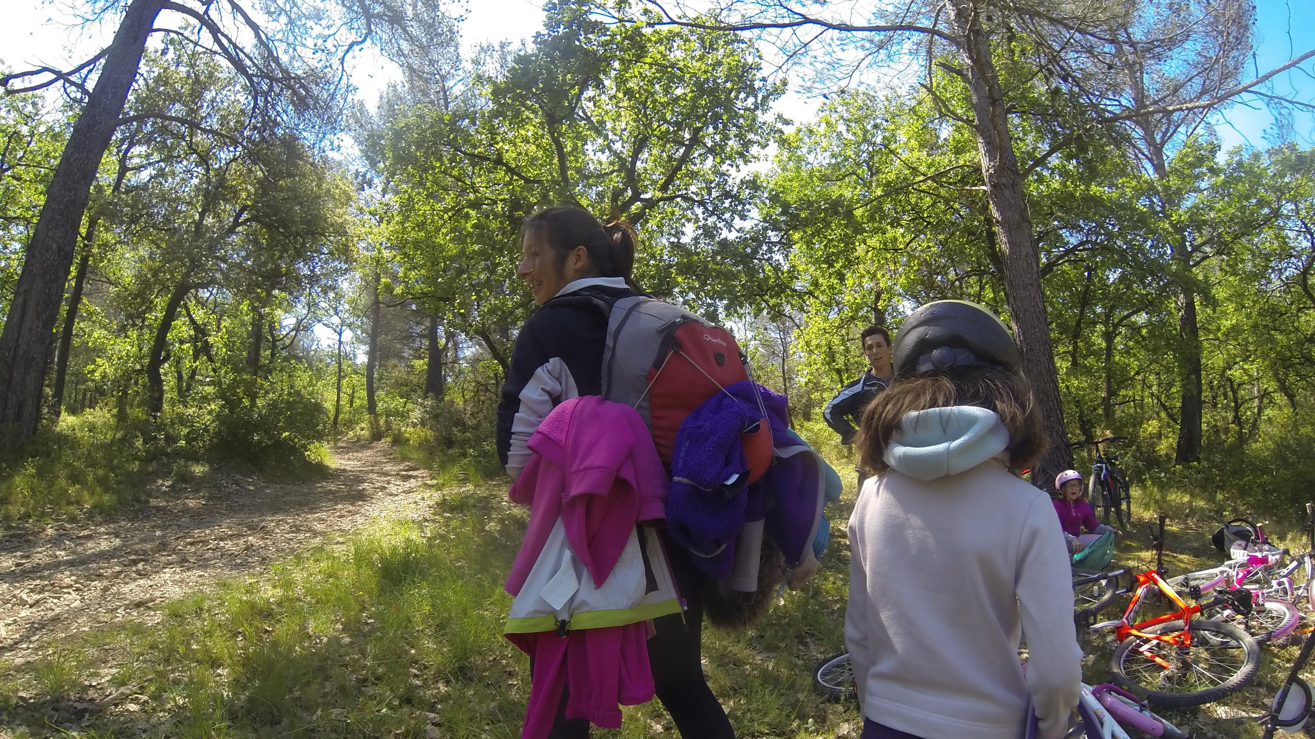 Floriane en sherpa