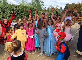 Carnaval de l'école !!!