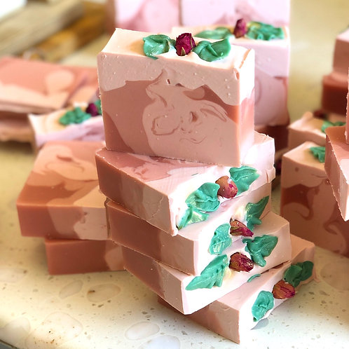 Rose Gold Soap