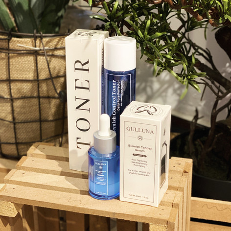 Blemish Control Products