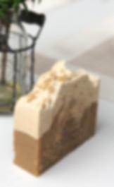 oatmeal soap, scrub soap
