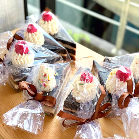 Black Forest Cake Soap