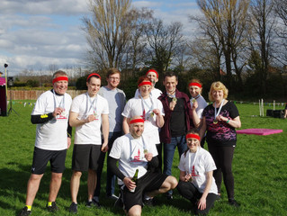 Renfrew Burgh Bandits WIN It's A Knockout!