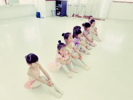 小学校受験はバレエが当たり前!