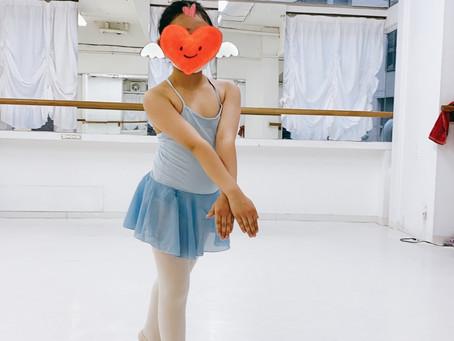 小学2年!ひとりで踊れるように^_^