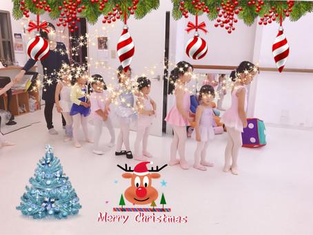 クリスマスに向けてクリスマスソング3歳4歳5歳