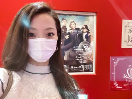 宝塚歌劇団 雪組望海風斗様の退団公演を見に行ってきました
