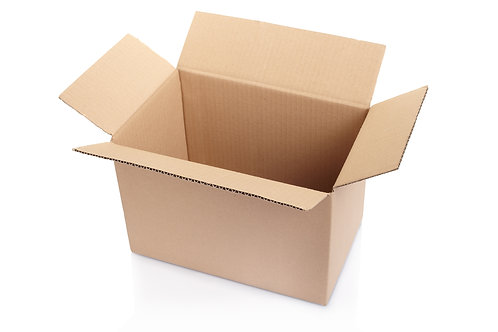 Corrugated Rectangular Box
