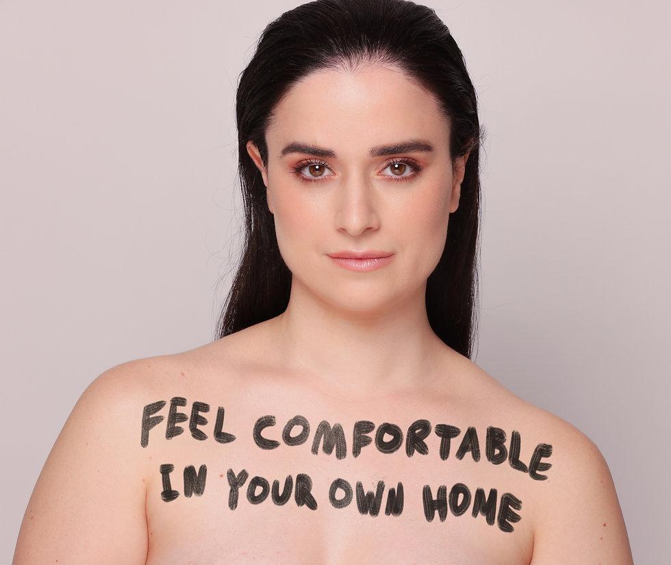 Adi Yacobi - Feel Comfortable In Your Own Home.jpg