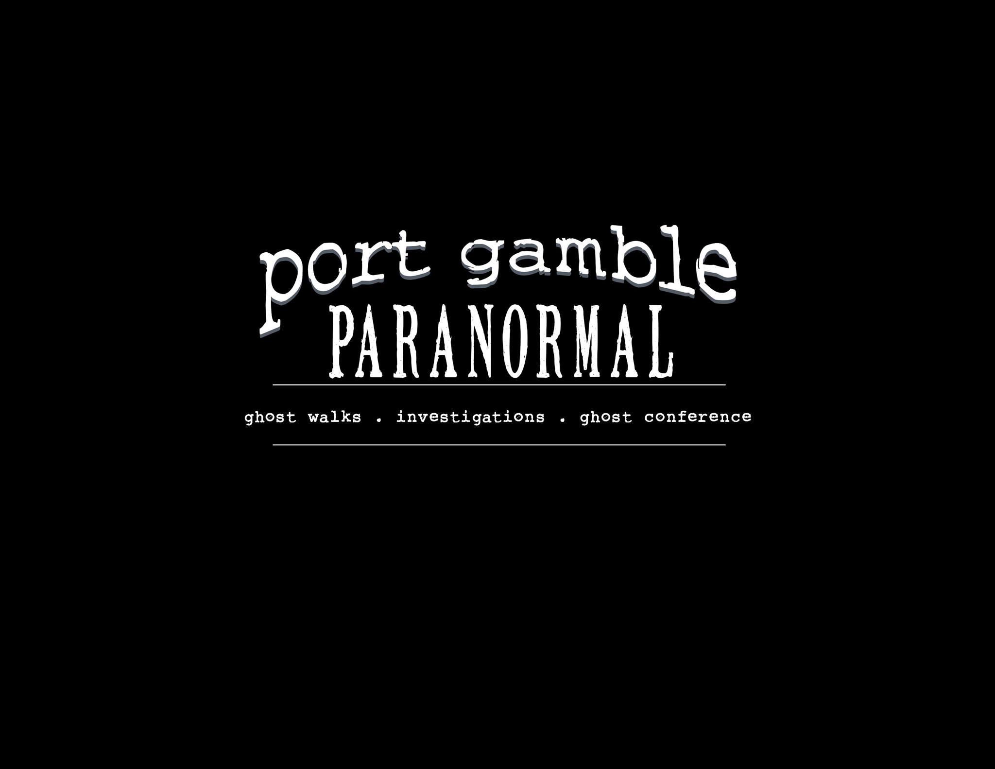 Port Gamble Paranormal