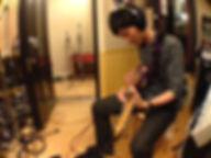 ギターダビング