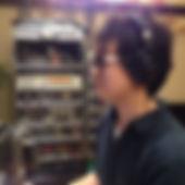京都,スタジオ,レコーディングエンジニア,小中芳軌
