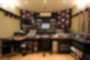 京都,スタジオ,レコーディング,コントロールルーム,Pro Tools HDX,アナログコンソール