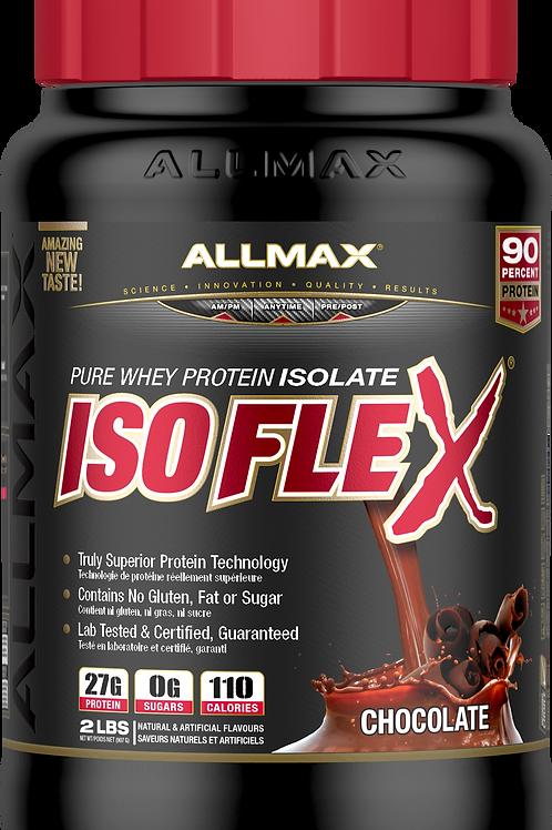 ALLMAX ISOFLEX PROTEIN (2LBS/907G)