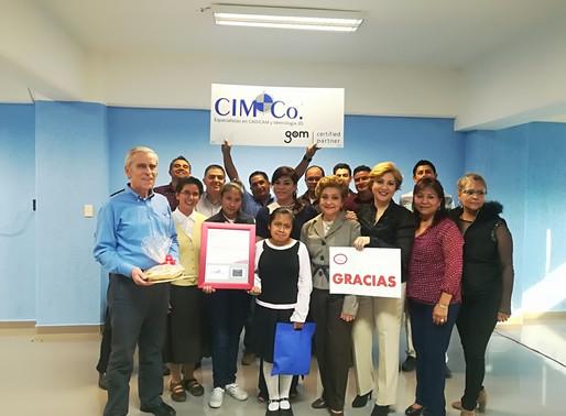CimConcept Recibe Premio Humanitario