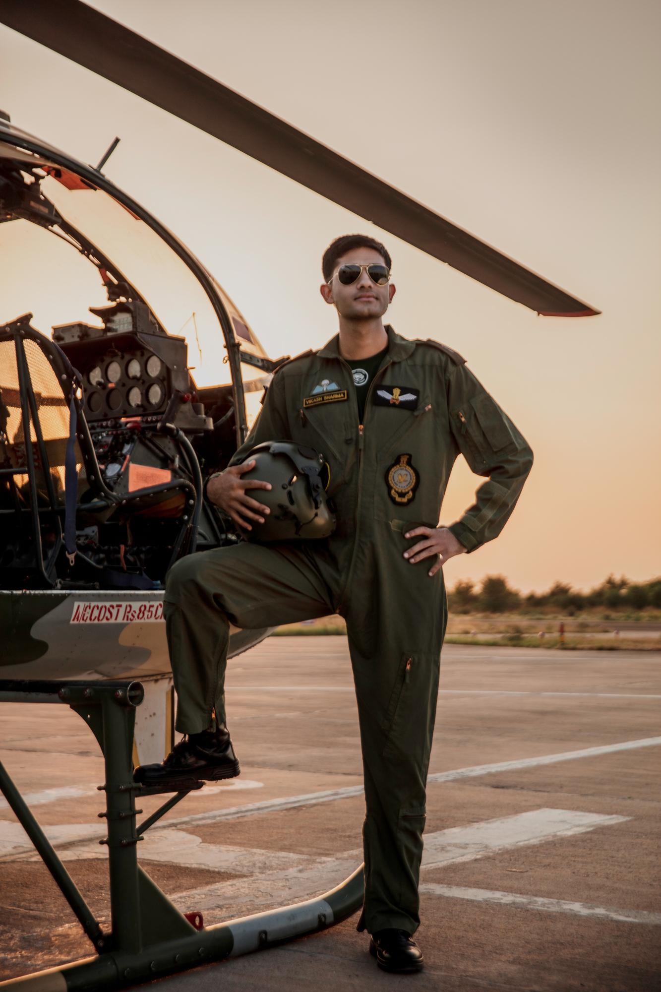 Cheeta pilot