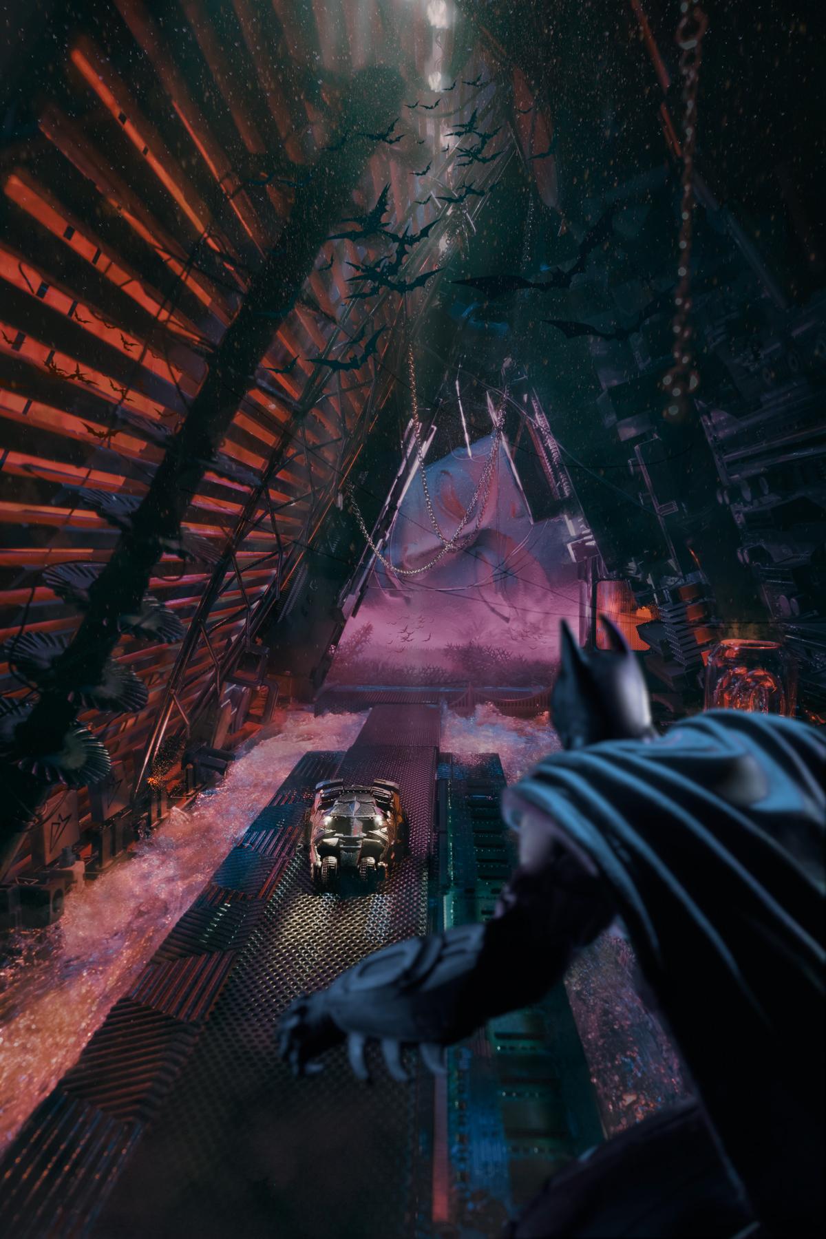 Batcave 2041