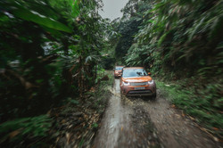 land rover Discovery in India