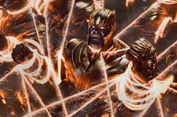 Doc-strange VS Thanos