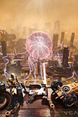 Plasma-city