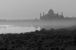 Taj at Dawn