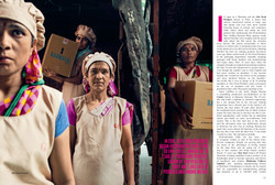 Make In India - Women on the shop floor