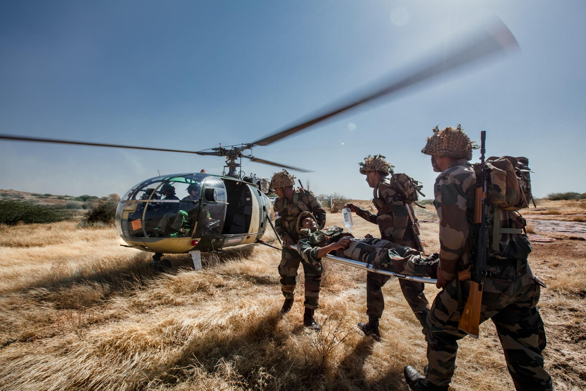 Rescue evac Cheeta, Jodhpur