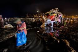 Aftermath 1, Ganesh Visarjan, Chowpatti