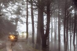 Land Rover Rally- Sandakphu