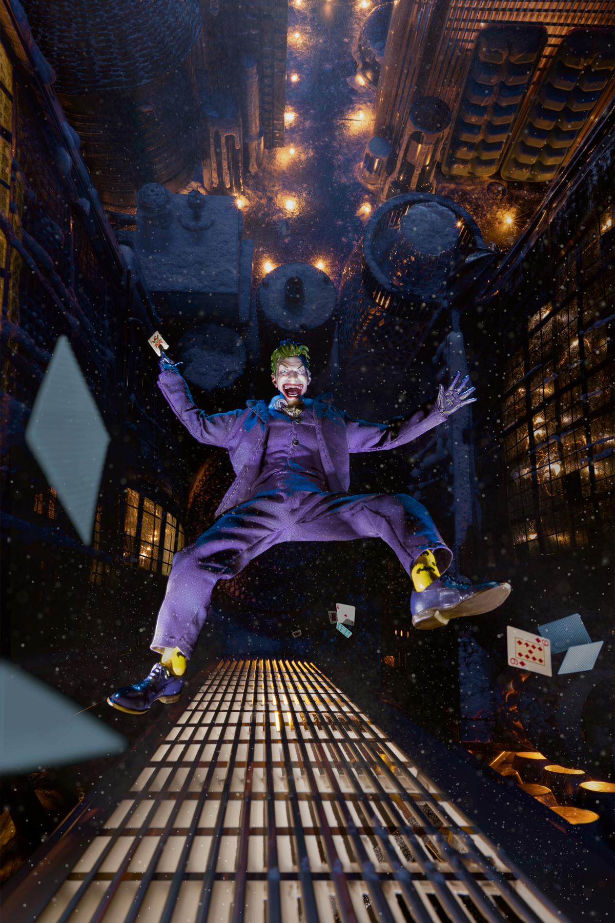 Joker: Free fall