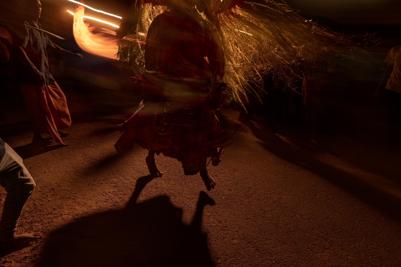 Temple chaos - Run-2