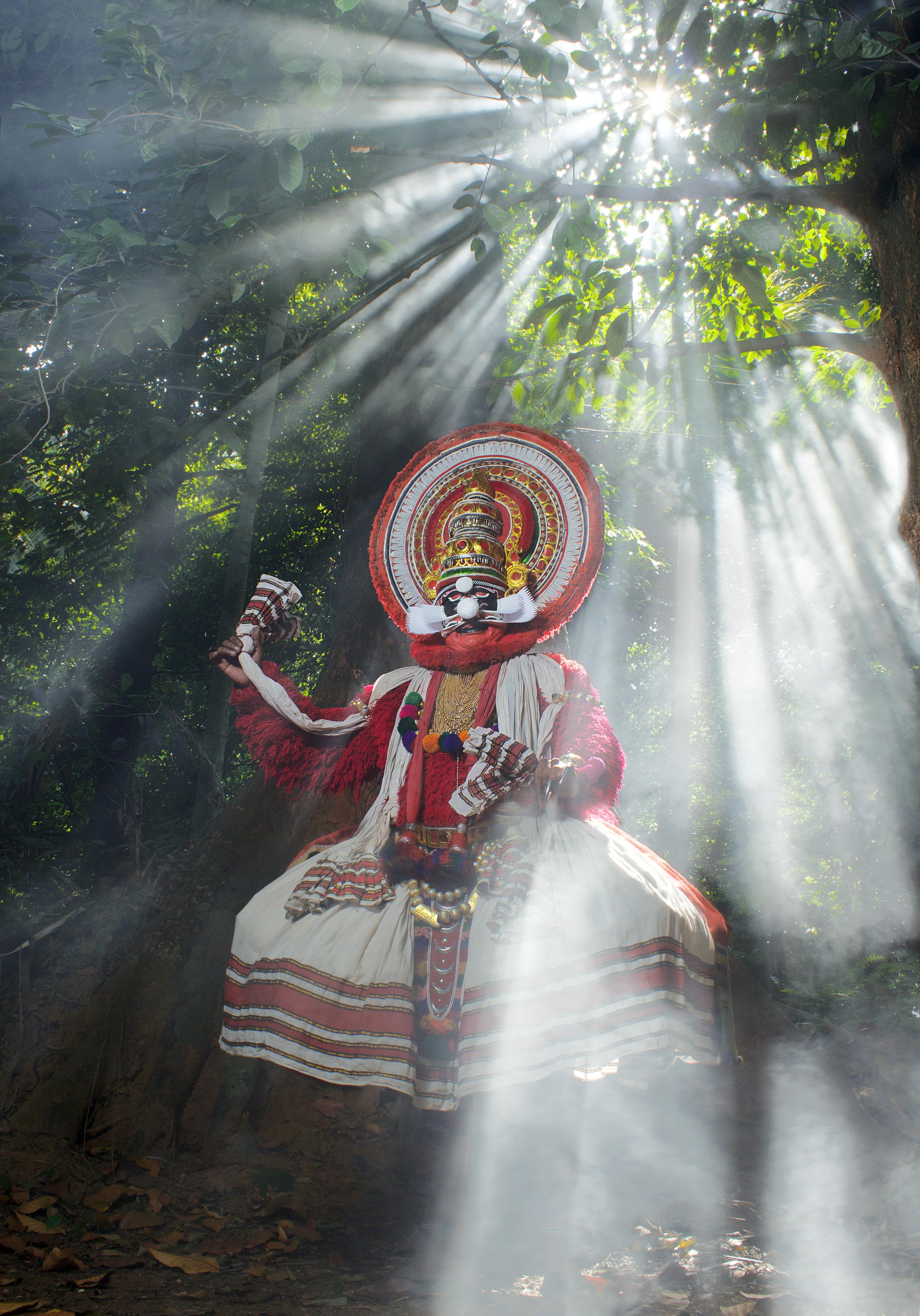 Dushasan: Kathakali Kerala