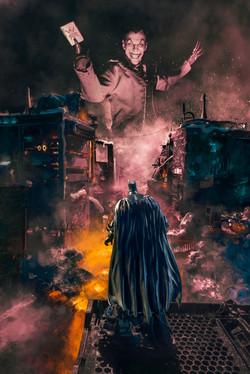Mind games, Joker vs the Bat