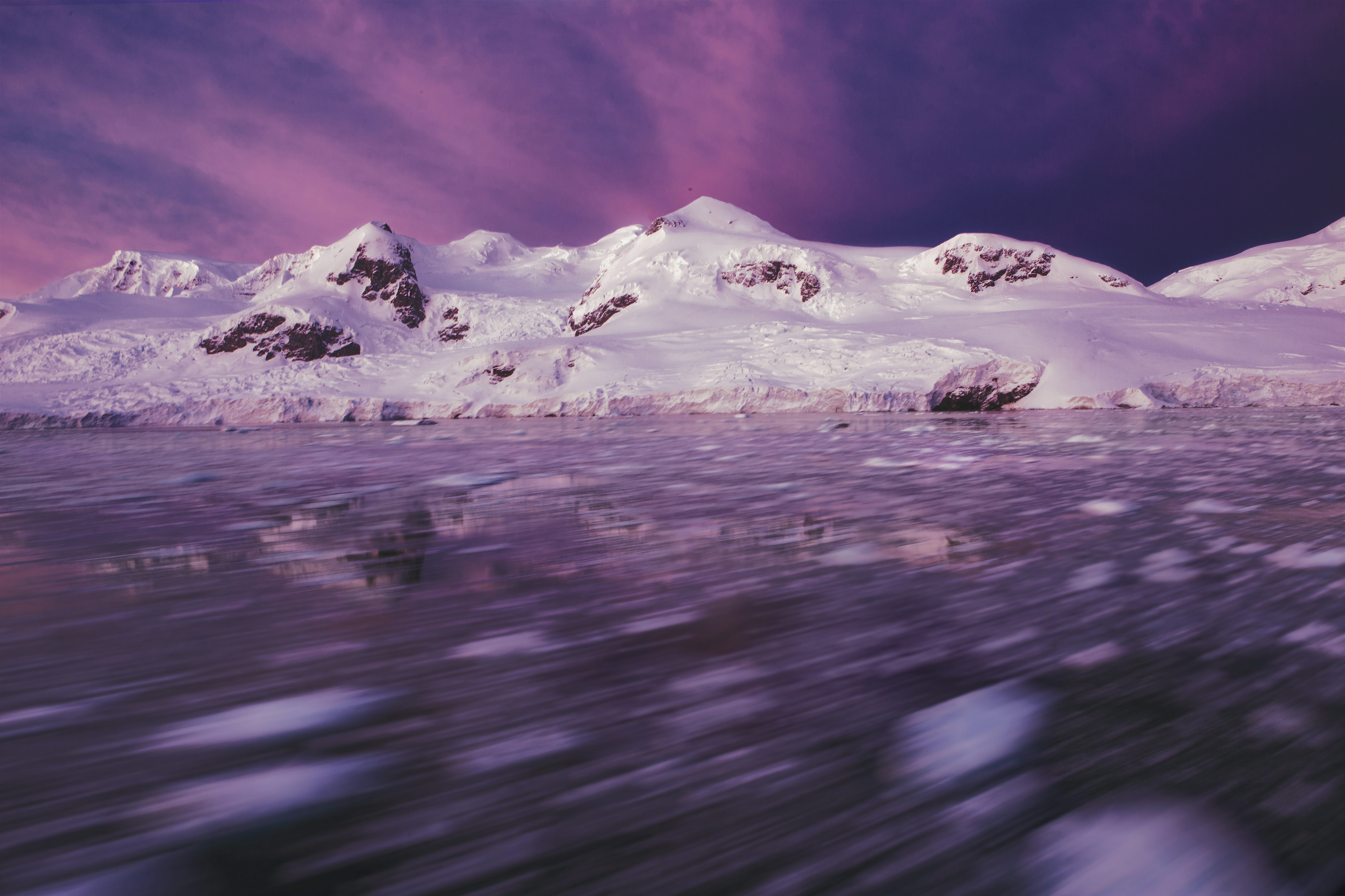 Nekko Harbour, Antarctica
