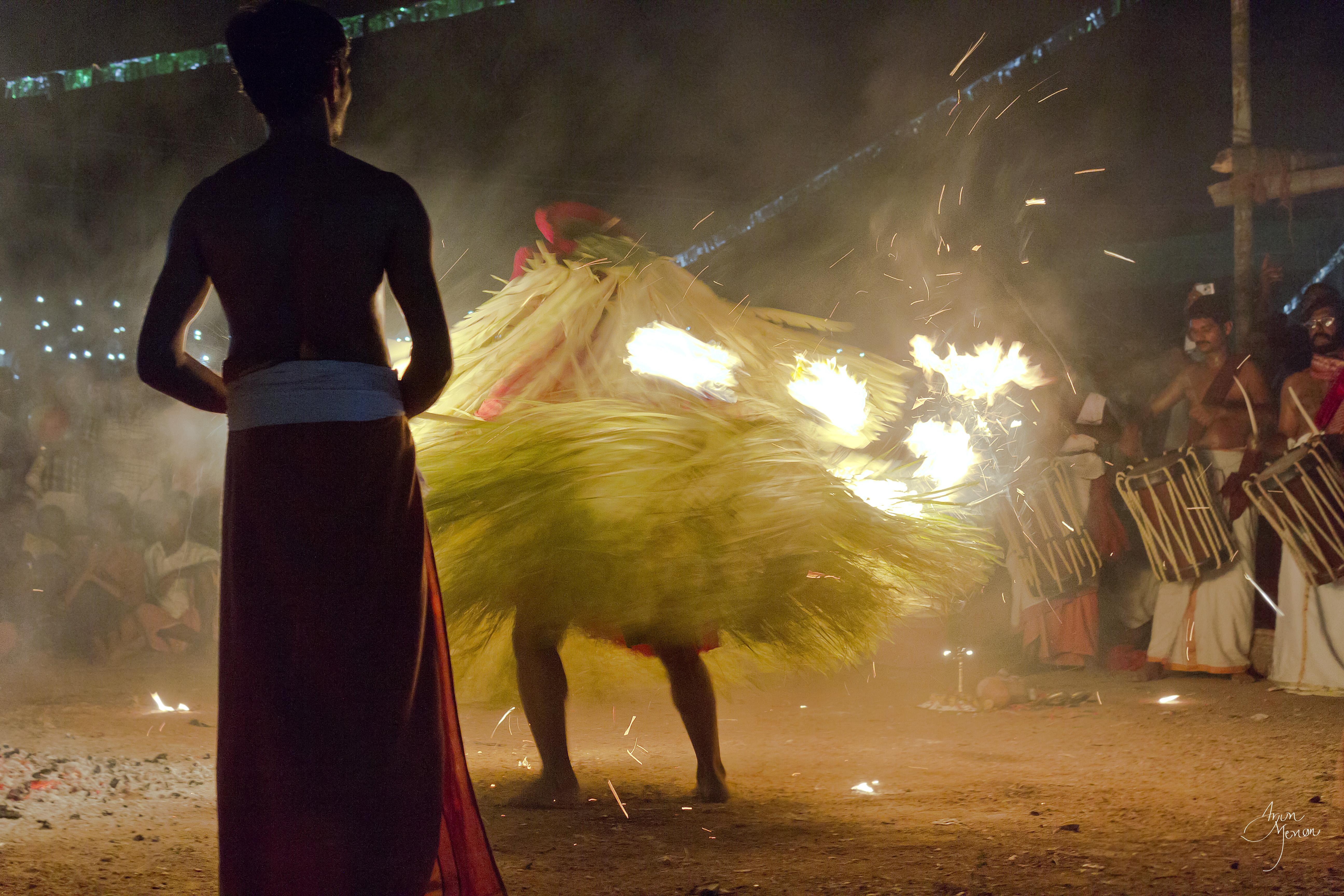 Chaos theory, Theyyam