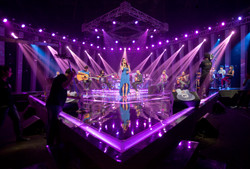 MTV unplugged stage
