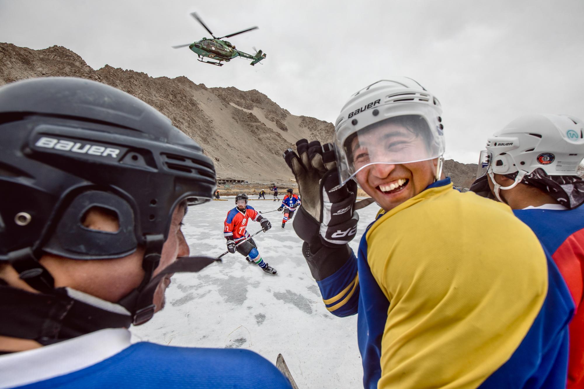 Ice hockey-ALH