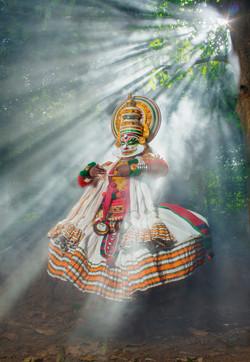 Rama: Archive Series: Kathakali