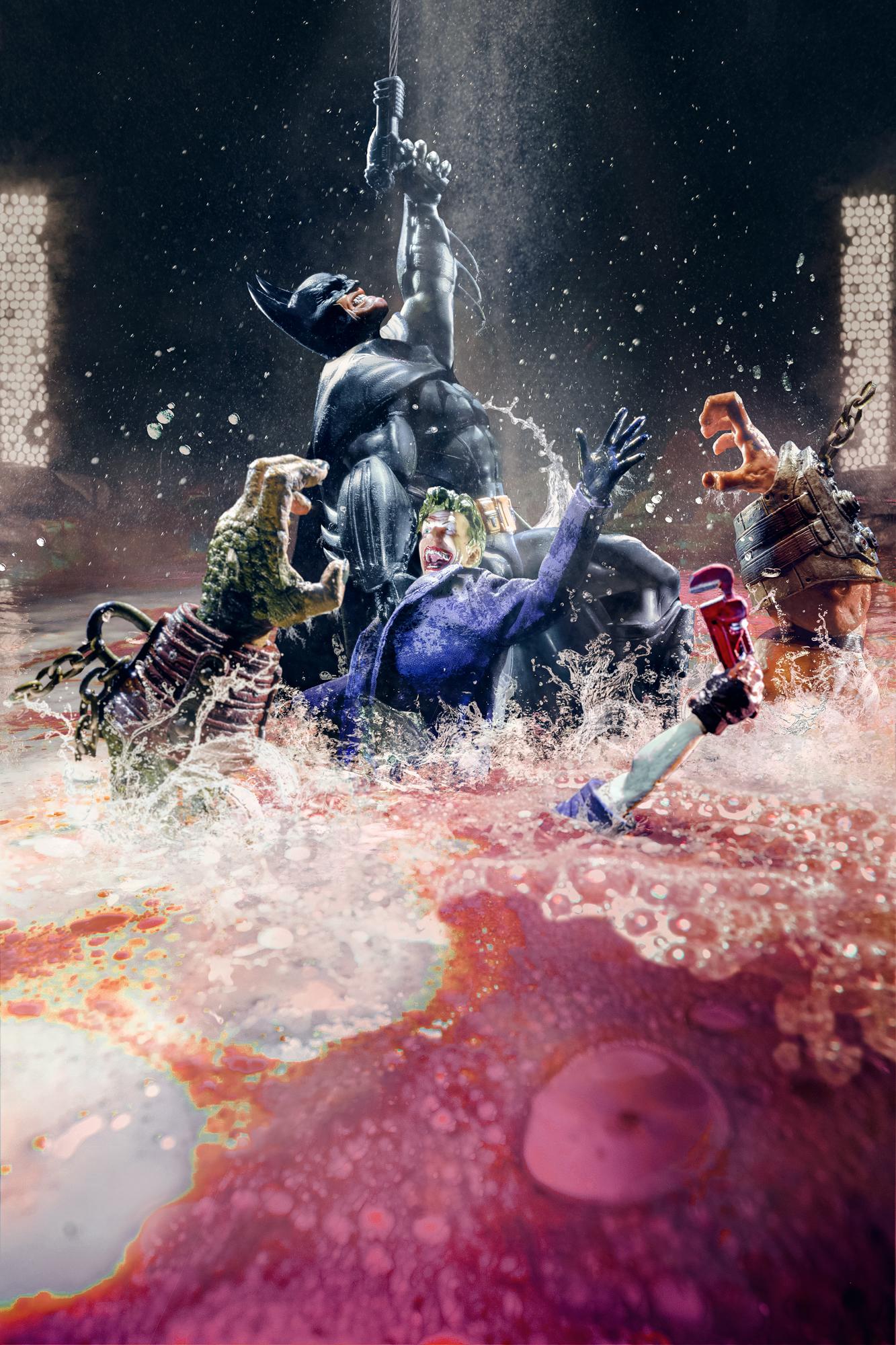 Arkham Batman Asylum