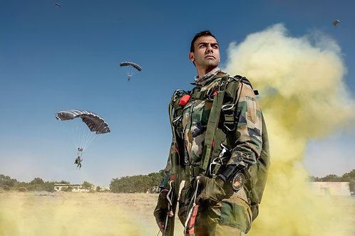 The Paratrooper | The Extraordinary: Indian Army